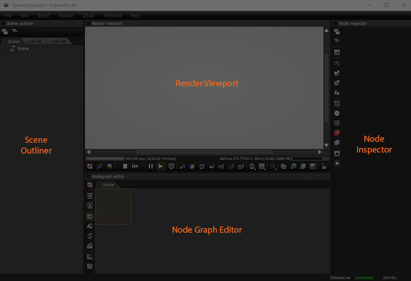 Getting Started with Octane Standalone – Help | OTOY